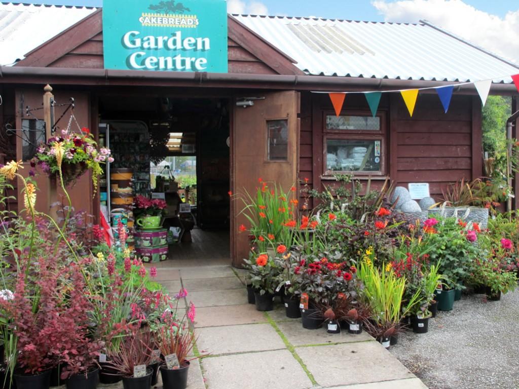 Oban garden centre