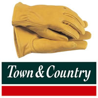 Town and Country gardening gloves