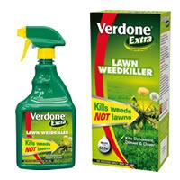 Verdone lawn weedkiller